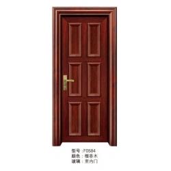 全铝合金拼接室内门系列-11